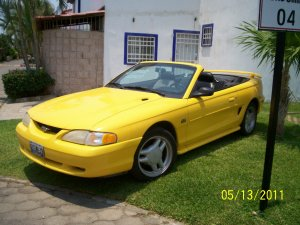 Ford Mustang Convertible 1994, Automática, 5 litres