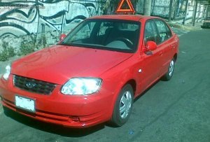 Hyundai Verna 2004, Manual