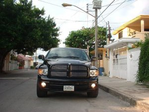 Dodge Ram Pickup 2005, Manual, 5.7 litres