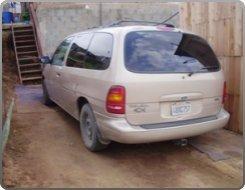 Ford Windstar 1998, Automática, 3.3 litres