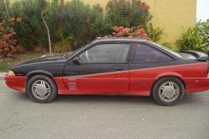 Chevrolet Cavalier 1991, Automática, 2.8 litres