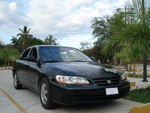 Honda Accord 2000, Automática